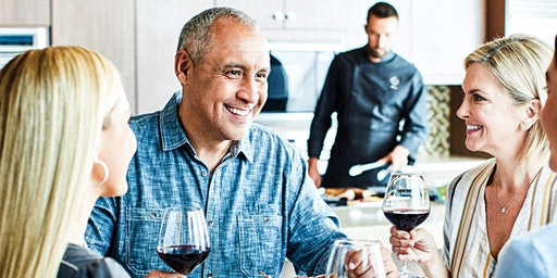 Explore Food & Wine from California – Two-Course Dinner