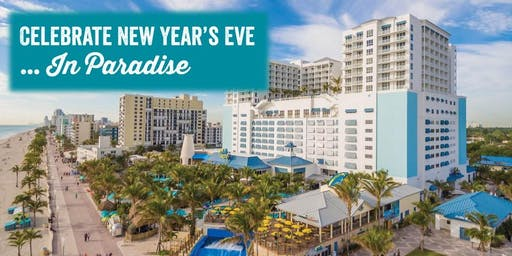 New Year's Eve Parties at Margaritaville Hollywood Beach Resort