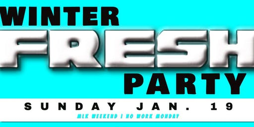 Winter Fresh Party