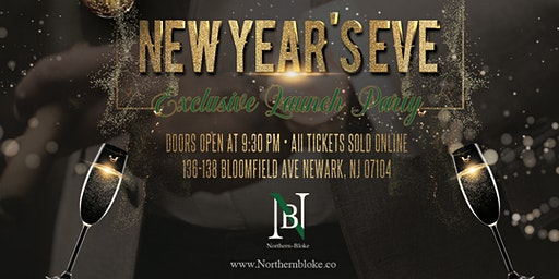Northern Bloke Company NYE Launch Party