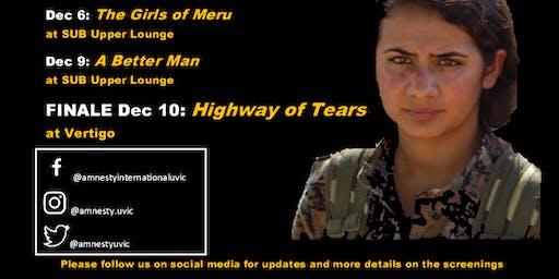 Film Fest for 16 Days of Activism against Gender-based Violence