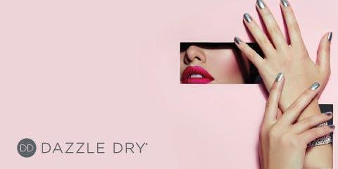 NO WATER NEEDED! Dazzle Dry Soakless Manicures & Pedicures