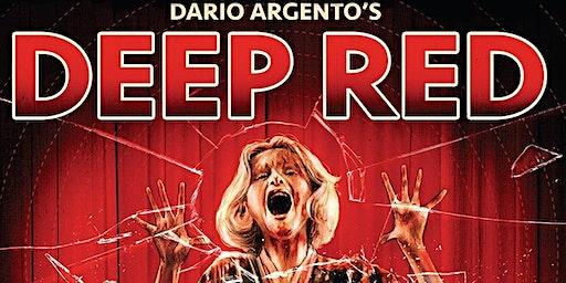 35mm screening of Dario Argento's DEEP RED