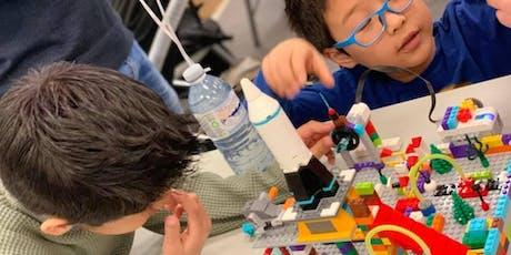 Kids Robotics and Maths Fest 2020 tickets