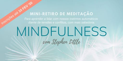 Mini retiro Mindfulness 2020