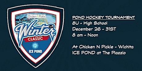 1st Annual ICE POND WINTER CLASSIC Pond Hockey Tournament tickets