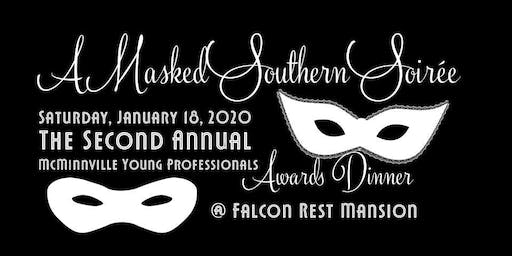 A Masked Southern Soiree - The 2nd Annual MYP Awards Dinner