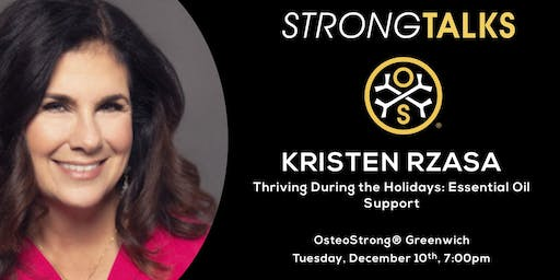 Thriving During the Holidays: EssentialOilSupport