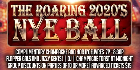 The Roaring 2020's NYE Ball tickets