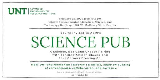 AERI's Science Pub Spring 2020
