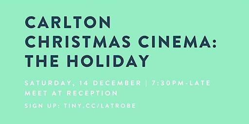 Carlton Christmas Cinema: The Holiday