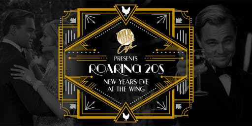 New Years Eve at Wild Wing Cafe