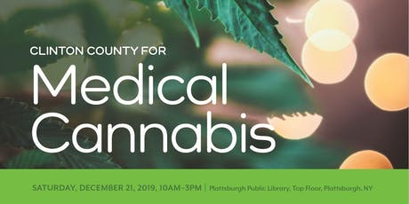Clinton County for Medical Cannabis tickets