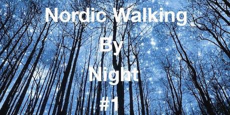 Nordic Walking By Night #1 billets