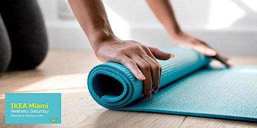 IKEA Wellness Saturday: Pilates by Club Pilates Doral Midtown