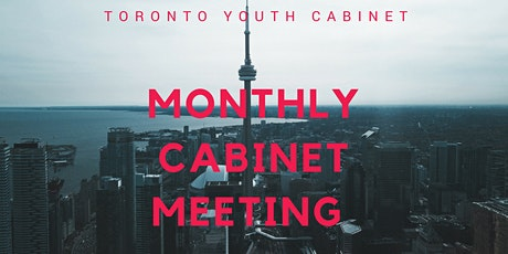 December Cabinet Meeting tickets