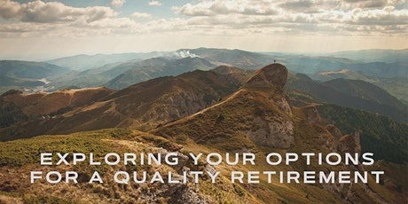 Planning for a Quality Retirement tickets