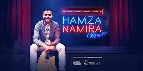 Hamza Namira & Band | Live Benefit Concert in LA! tickets