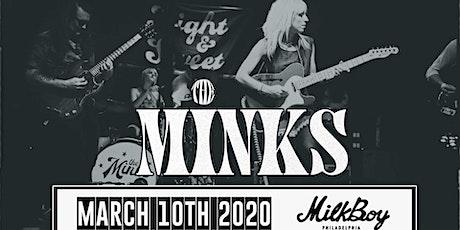 The Minks tickets