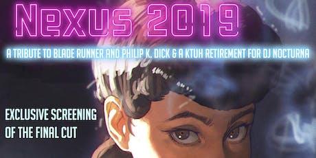 Nexus 2019 tickets