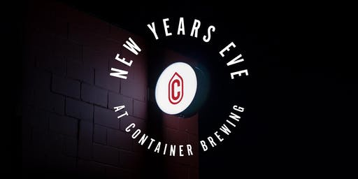 NYE at Container Brewing