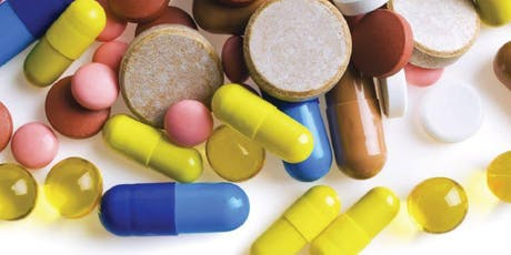 Dietary Supplements: What You Need to Know tickets