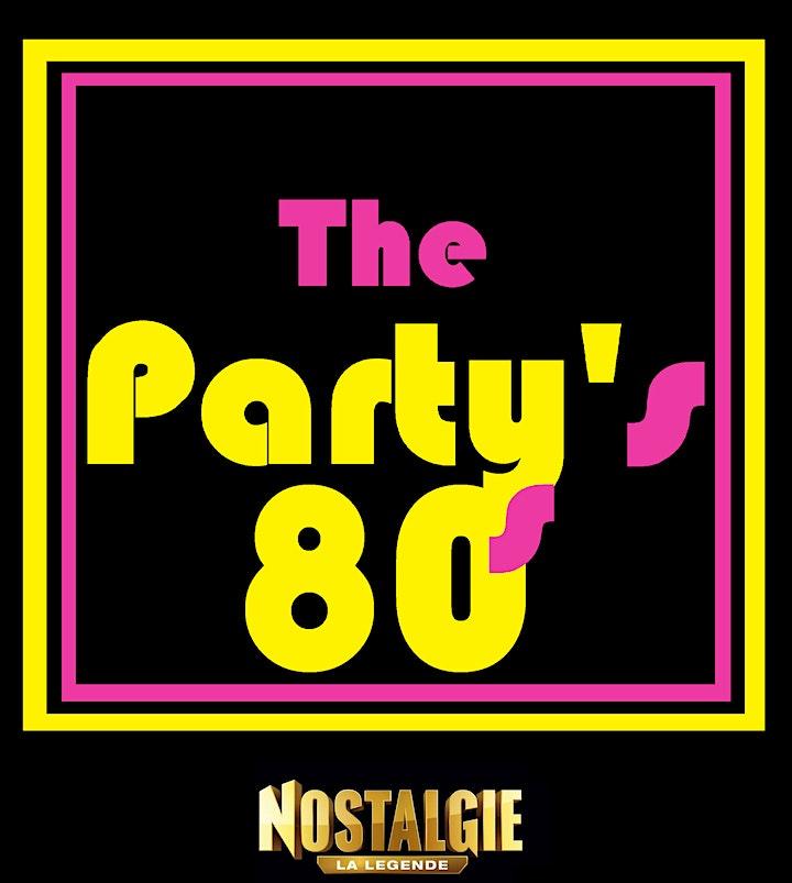 Image pour The Party's 80's