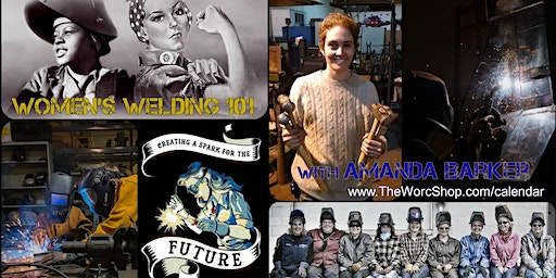 Women's Welding 101 with Amanda Barker 2.9.20