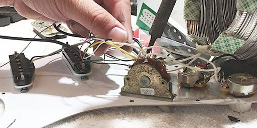 Guitar Electronics Upgrade & Repair Workshop with SF Guitarworks, 2-nights