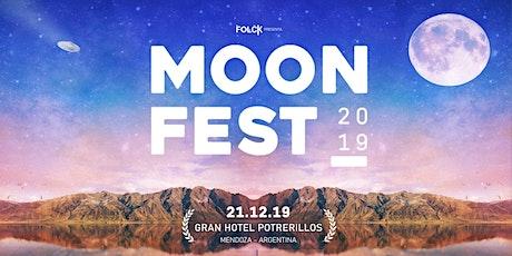 MOONFEST 19 - Hotel Potrerillos entradas