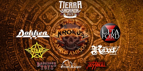 Tierra Sagrada Otoño ft. Krokus/Dokken/Lita Ford/Starz/Riot/+more! tickets