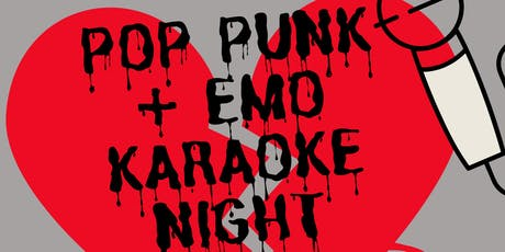 Live Band Pop Punk and Emo Karaoke! tickets