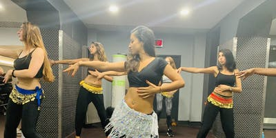 Belly Dance Courses & Fusion Dance in London