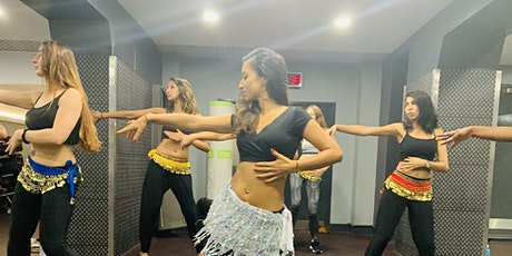 Belly Dance Courses & Fusion Dance in London tickets