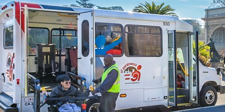 Transportation Options for Older Adults & Disabled Adults in San Francisco tickets