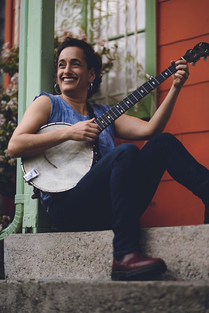 Clawhammer Banjo for the Rank Beginner w/Evie Ladin image