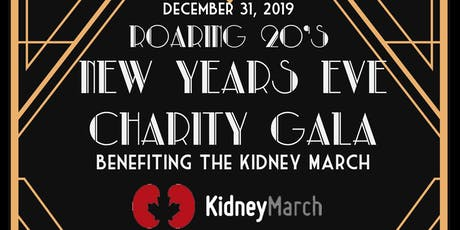 Roaring 20's New Years Eve Charity Gala tickets