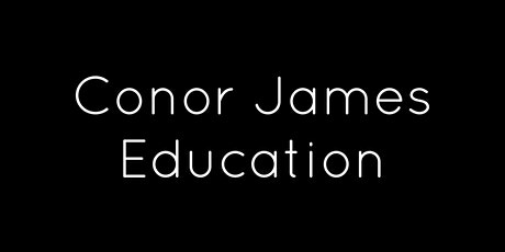 Tranformation Specialist with Conor James Education tickets