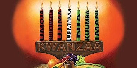 Happy Kwanzaa tickets