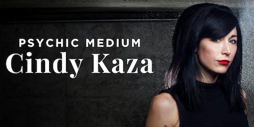 Going Beyond With Psychic Medium Cindy Kaza