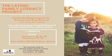 Latino Family Literacy Project tickets