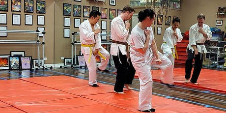 2 weeks of Martial Arts Classes - Must 16+ years old tickets