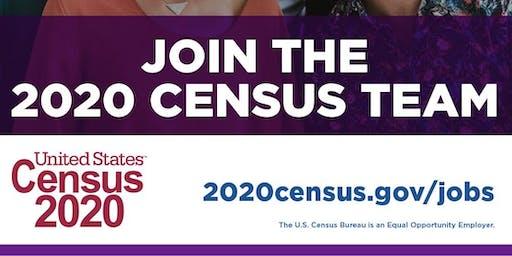 US Census Bureau Jobs Workshop