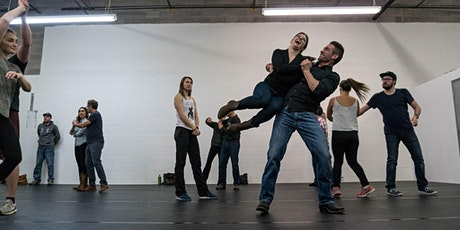 Session 32 - Intermediate C Country Swing - Starts March 29 tickets