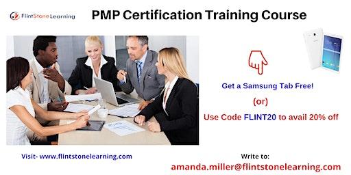 PMP Training workshop in Abilene, TX