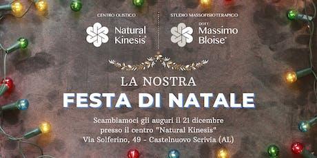 """""""La Nostra Festa di Natale"""" biglietti"""