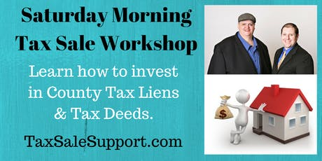 Pennsylvania Tax Sale Training (Live Webinar) tickets