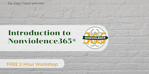 Free Introduction to Nonviolence365® - The Promise Center