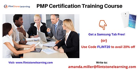 PMP Training workshop in El Grove, CA tickets