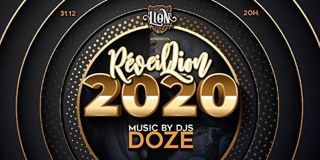 RéveilLion 2020 ingressos